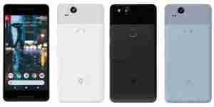 Google Pixel 2 And Pixel 2 XL: Photos, Specs, Prices